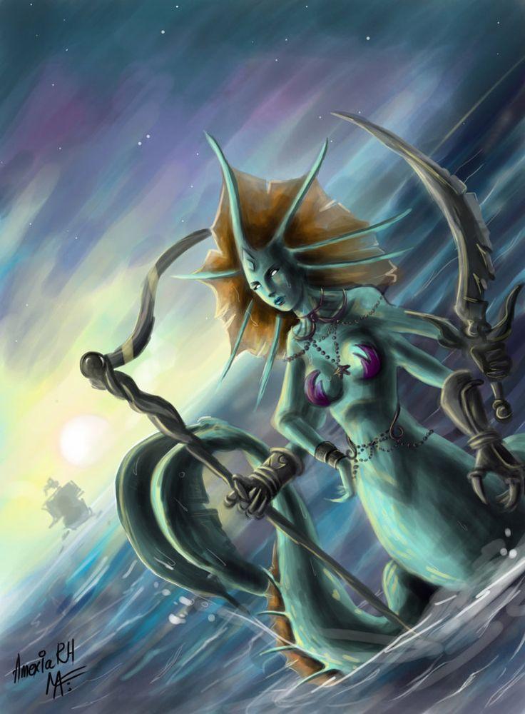 17 Best Images About Naga Siren On Pinterest Horns