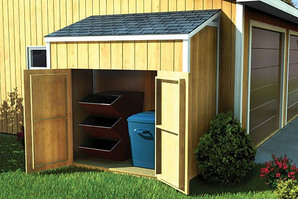 4x8 lean to shed garden structure pinterest storage on extraordinary unique small storage shed ideas for your garden little plans for building id=81204