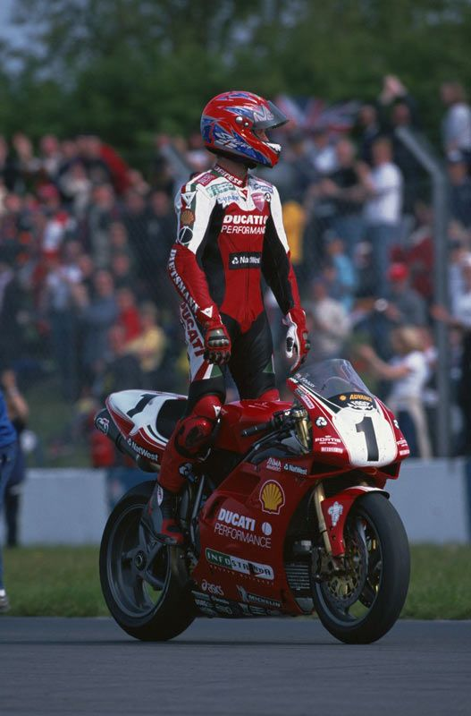 Rider profile Carl Fogarty The most dominant Superbike ...