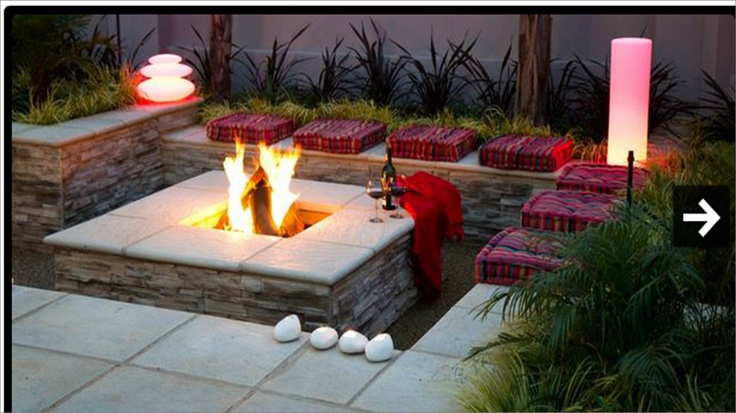Another idea for a Boma www.thefriendlyplant.co.za | Fire ... on Modern Boma Ideas id=78651