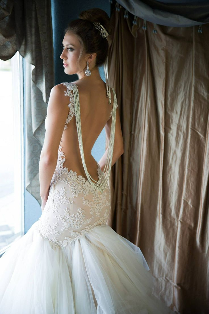 Galia Lahav Haute Couture Wedding Dresses Pinterest