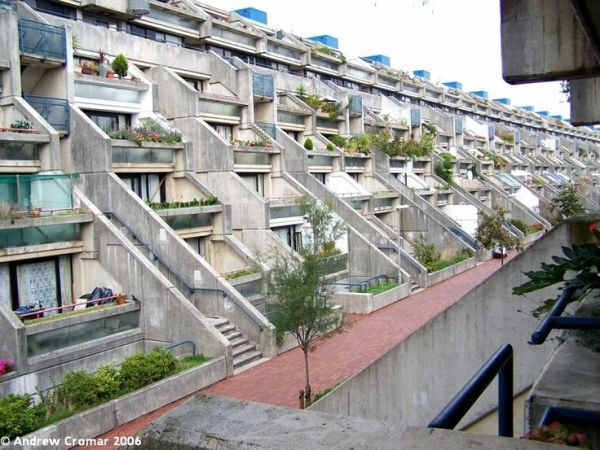 195 best images about Neave Brown, architect | London ...