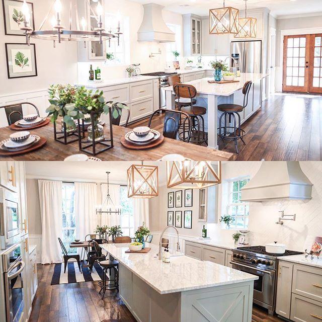 206 best hgtv fixer upper images on pinterest on farmhouse kitchen joanna gaines design id=41887