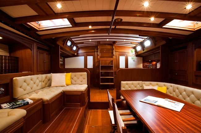 432 Best Images About Boat Interiors On Pinterest
