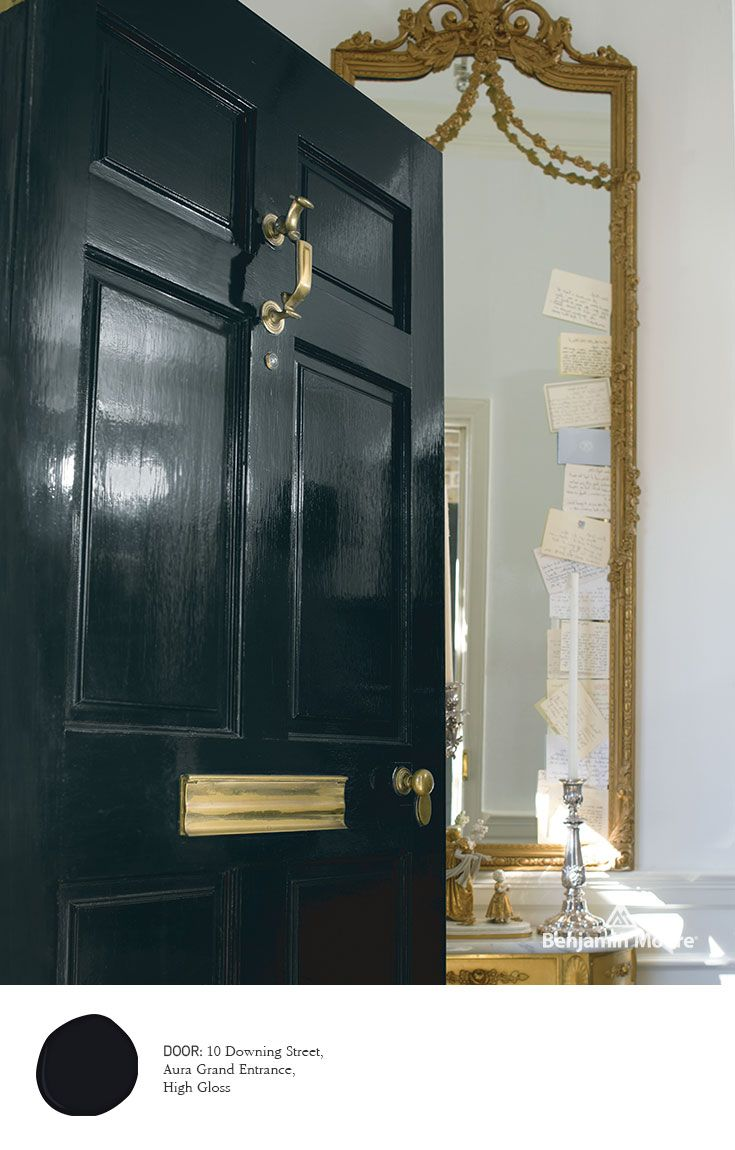 benjamin moore paints exterior stains black front on best office colors for productivity id=54929