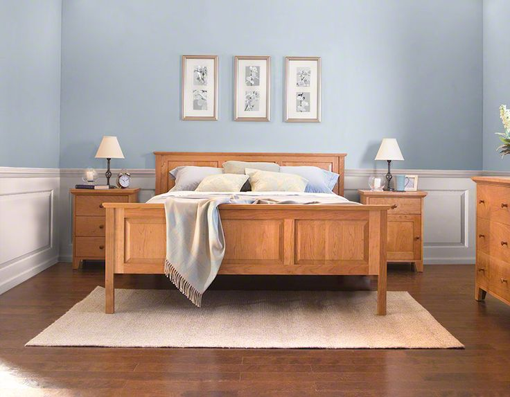 Looking For A Traditionally Crafted Shaker Bed Our
