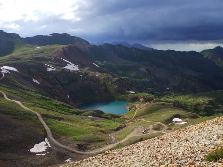 Jeeping On Engineer Pass Colorado The Majesty Of Nature