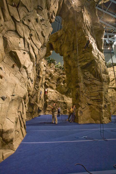 Pensacola Christian College FL Rock Climbing Gym | Oh, the ...
