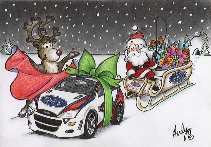 Ford Xmas Modern Ford Art And Ads Pinterest New Year