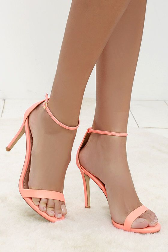 25 Best Ideas About Coral Shoes On Pinterest Coral