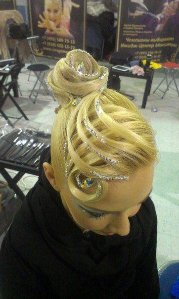 25 Best Ideas About Ballroom Hair On Pinterest