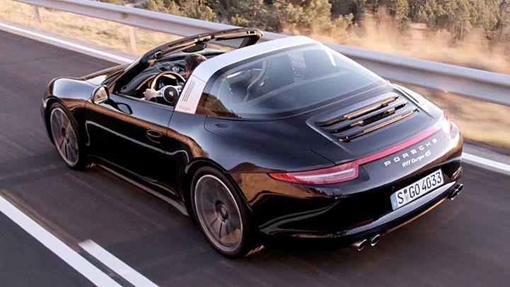 Porsche 911 Targa 4 Gts Google Search Machines