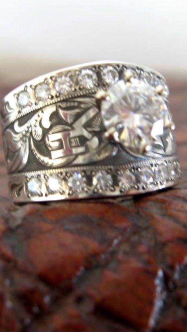 With BrandTravis Stringer Design Western Jewelry