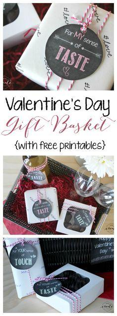 25+ best ideas about Valentine's day gift baskets on ...