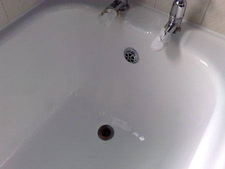 Home Dzine Restore Ceramic Or Porcelain Bathtub Or Sink