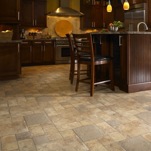 17 best images about kitchen floor ideas on pinterest ceramics vinyls and slate on kitchen flooring ideas id=46079