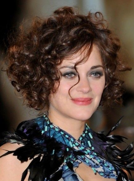 17 Best Images About Shag Haircut Curly On Pinterest