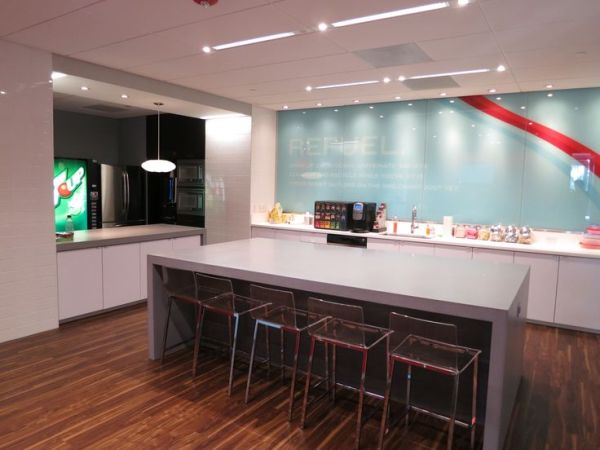 28 best images about Break Rooms / Corporate Kitchen on ...