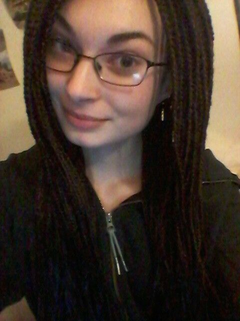 17 Best Images About White Girl Box Braids And Dreads On