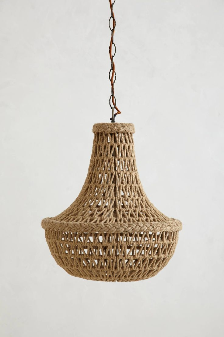 18 Best Images About Macrame Light Shades On Pinterest