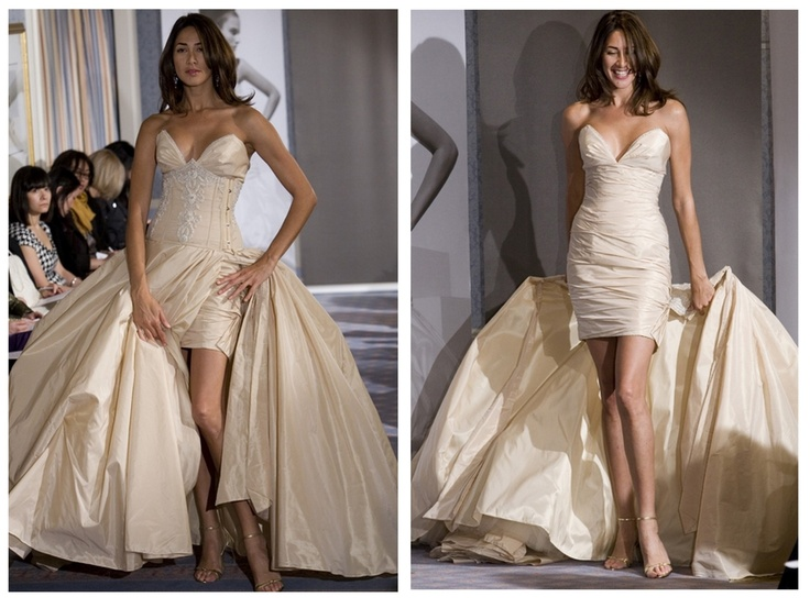 1000+ Images About Convertible Wedding Gowns On Pinterest