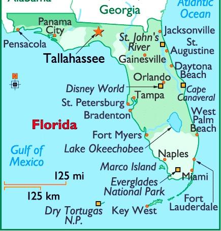 Image detail for -... usa maps, map of florida, florida ...