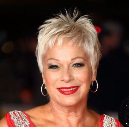 Short Hair Gallery For Blondes Over 50 | 5. Platinum Pixie | Style Goes Strong!! Love it!!: