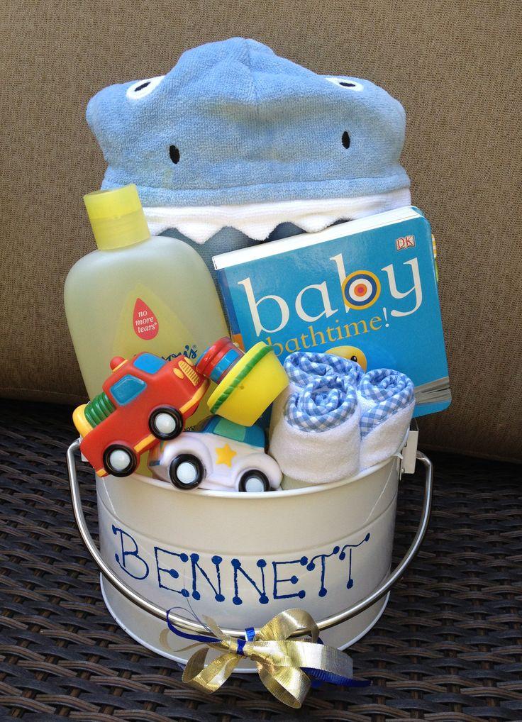 Baby Bath Bucket