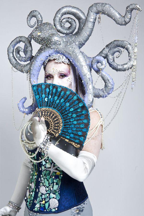 Octopus Costume Costume Inspirations Pinterest