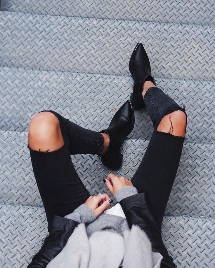 "Andy Csinger on Instagram: ""Shoes for days // @Senso boots, @topshop_au Jamie Je"