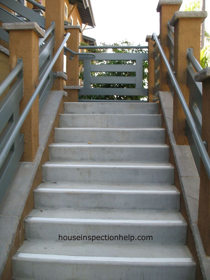 95 best Outdoor Steps & concrete images on Pinterest on Backyard Stairs Design id=34889