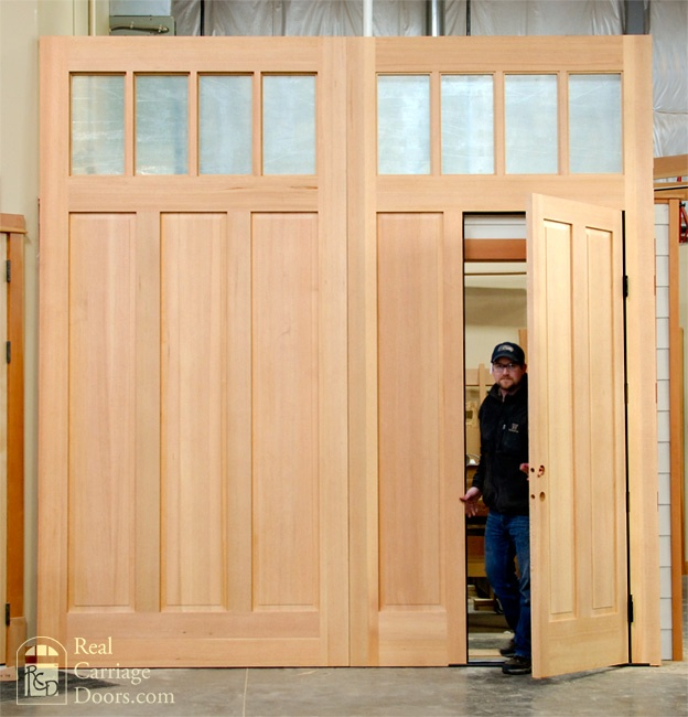 Image Result For How To Paint Your Garage Door To Look Like Wood