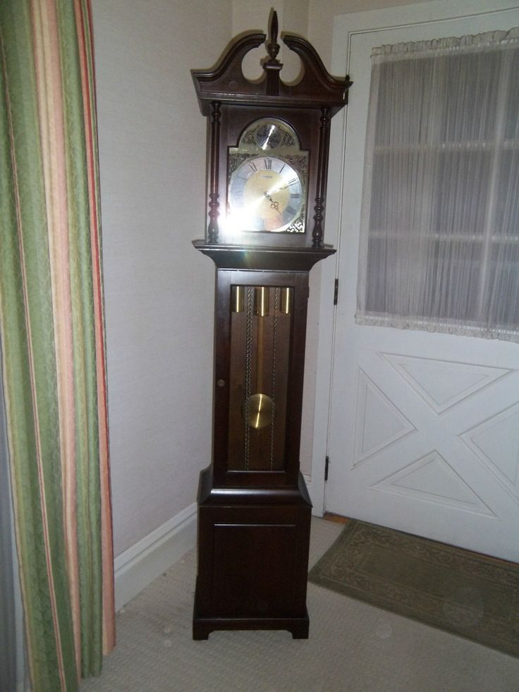 Howard Miller Grandfather Clock Barwick Clocks Model 4878 Westminster Chime Models