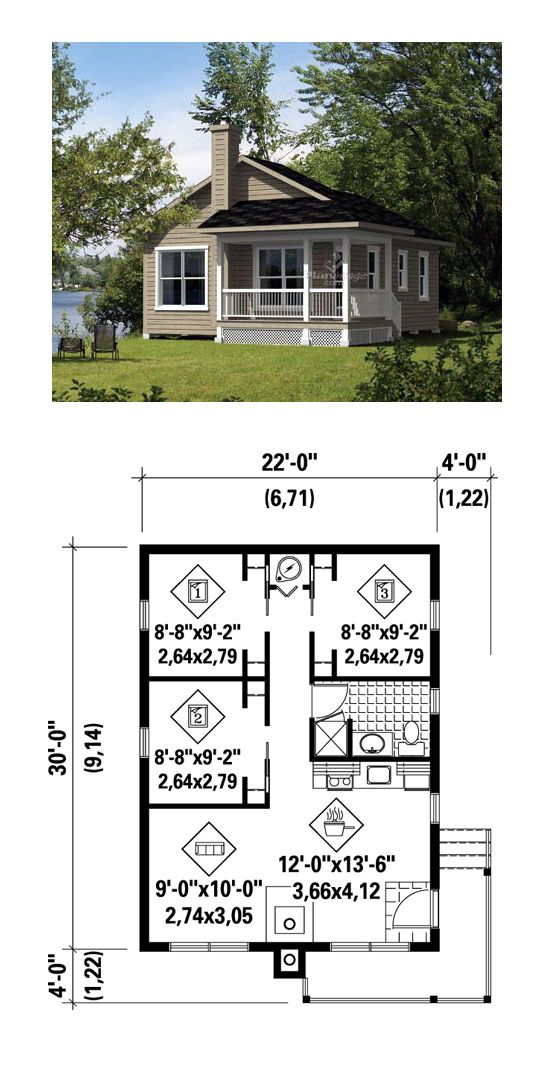 49 best images about tiny micro house plans on pinterest on best tiny house plan design ideas id=72388