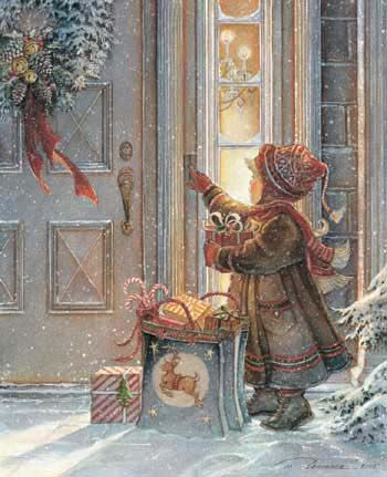 341 Best OLD FASHIONED CHRISTMAS Images On Pinterest