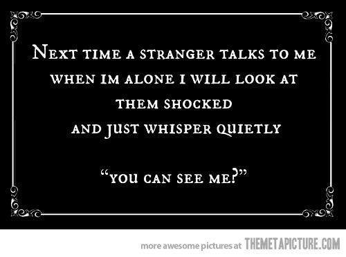 hilarious! Good idea! Lol