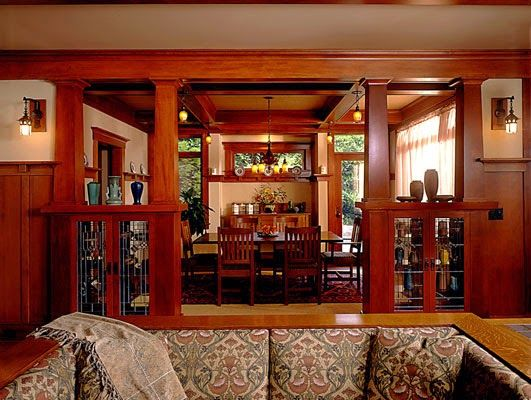 17 Best Images About Craftsman Furnishings On Pinterest