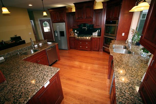 Cocinas Elegantes Interior De La Casa Diseo Cocinas