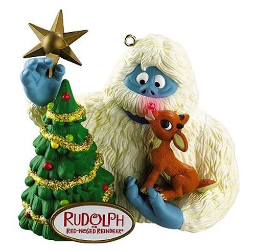 Rudolph The Red Nosed Reindeer Ornaments Carlton Cards