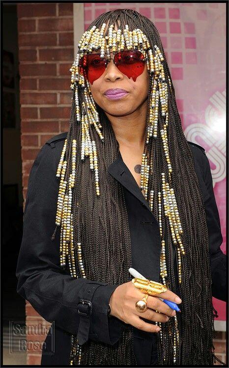 I Got Love For Ms Badu But She Looks Like Rick James In