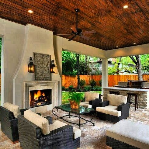 17 Best images about Enclosed patio ideas on Pinterest ... on Inclosed Patio Ideas  id=51436