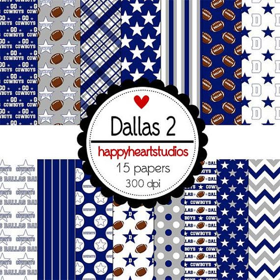 Download Digital Scrapbooking Dallas2- INSTANT DOWNLOAD | For ...
