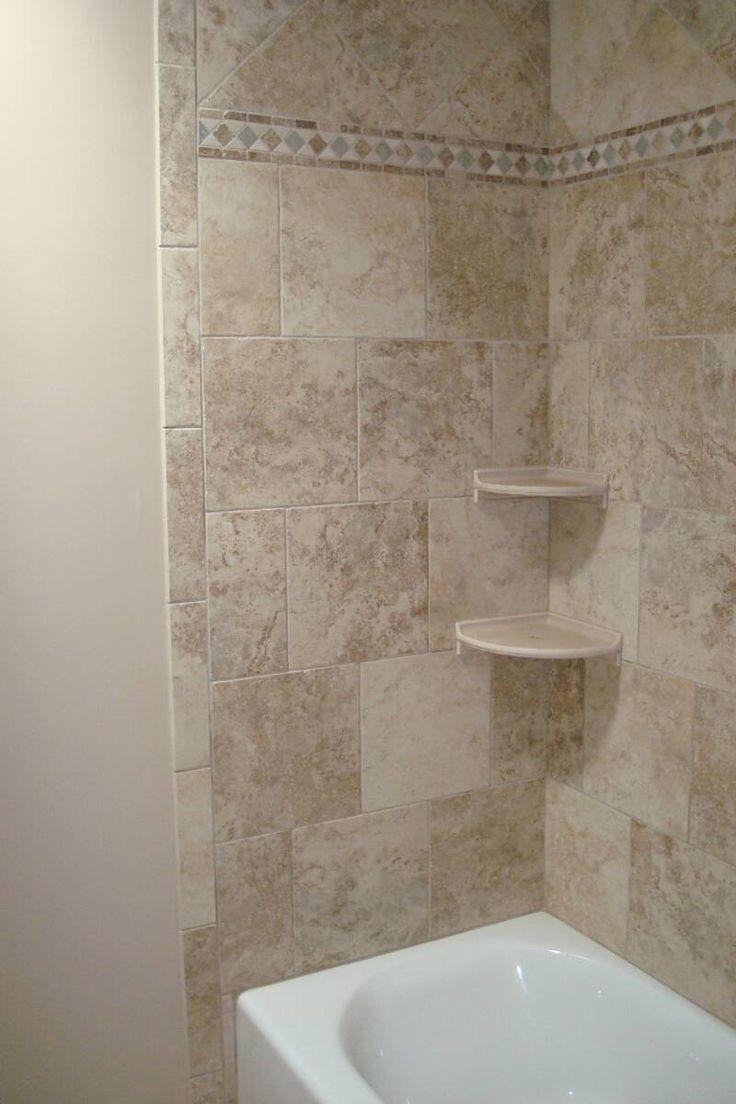 25 Best Ideas About Bathtub Tile Surround On Pinterest