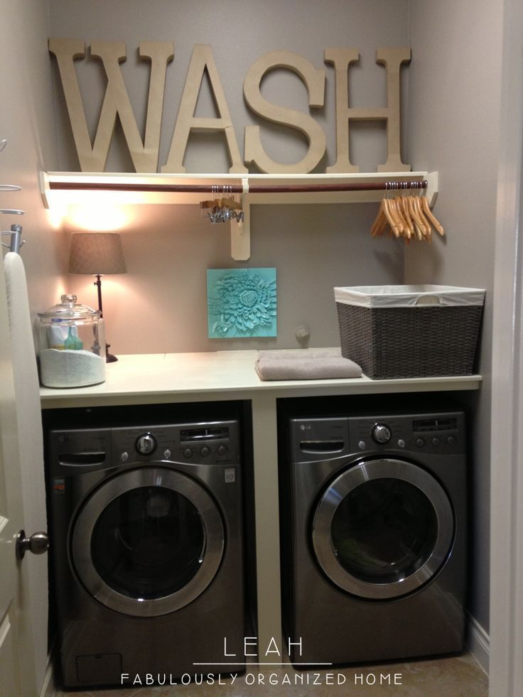 love the partition between the washer and dryer.  No more socks, underwear, hangers, dryer sheets, etc. falling between and
