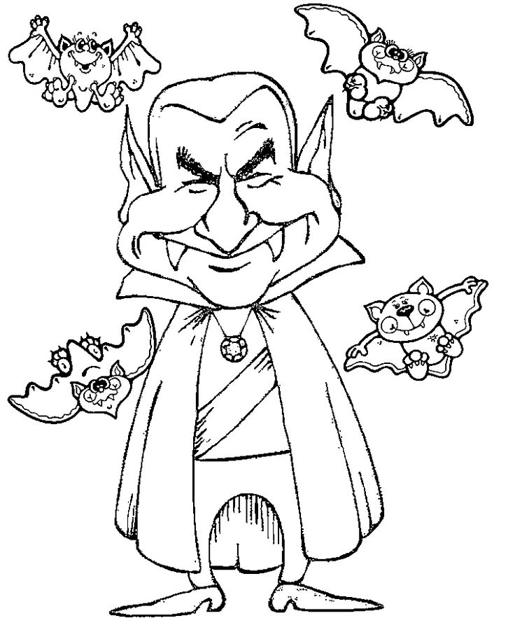 vampirecoloringpages  anime vampire coloring pages