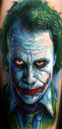 17 Best ideas about Batman Joker Tattoo on Pinterest ...