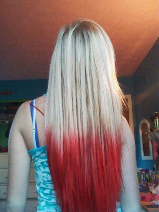 17 Best Images About Dyed Kool Aid Hair On Pinterest