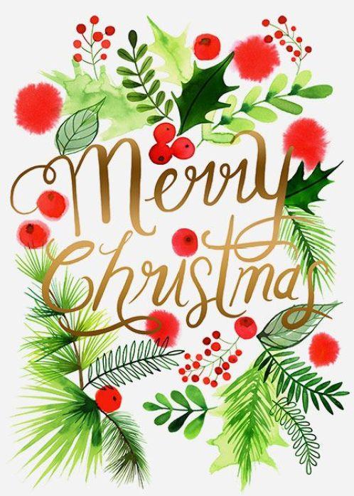 Margaret Berg Art : Illustration : holiday / christmas: