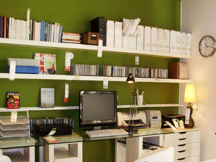 103 Best Images About Office/storage Ideas On Pinterest