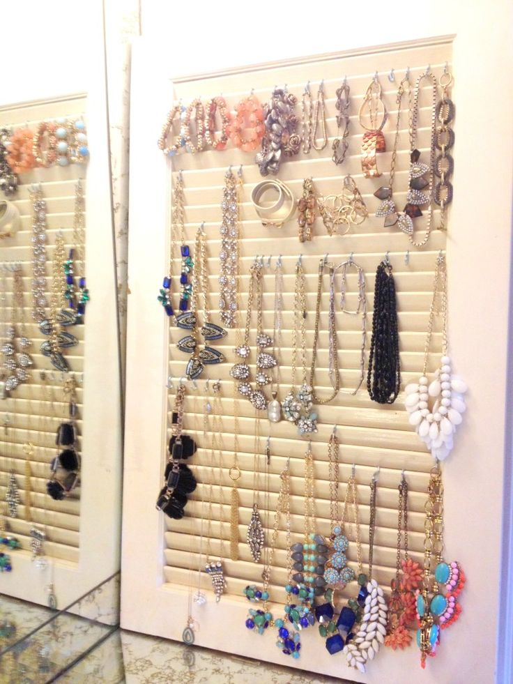 1000 Images About Jewelry Organization On Pinterest